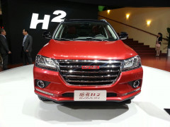Great Wall Haval H2 фото