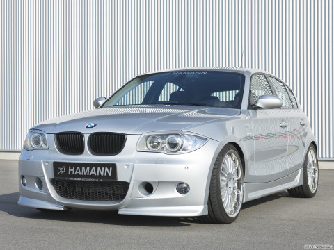 Hamann BMW 1 Series 5-door (E87) фото