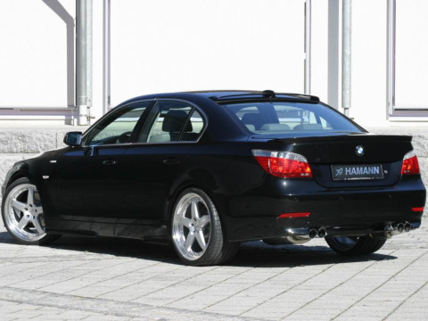 Hamann BMW 5 Series (E60) фото