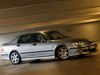 Hirsch Performance Saab 9-5 Sedan Aero фото