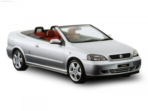 Holden Astra Convertible фото