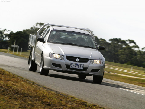 Holden VZ One Tonner фото