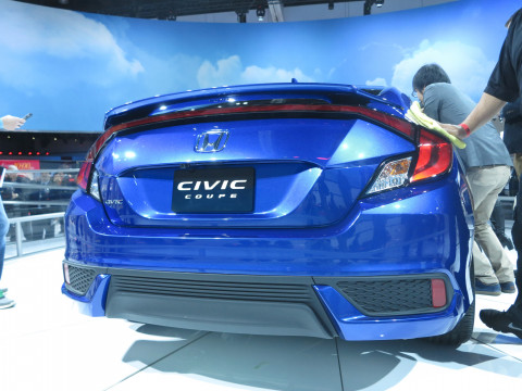 Honda Civic Si фото