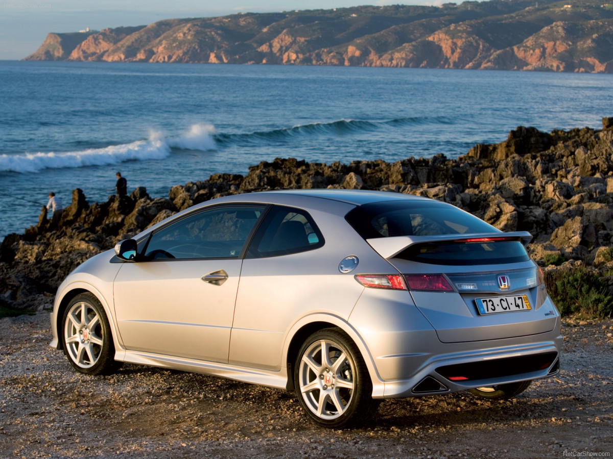 Honda Civic Type-R фото 41062