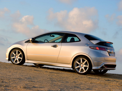 Honda Civic Type-R фото