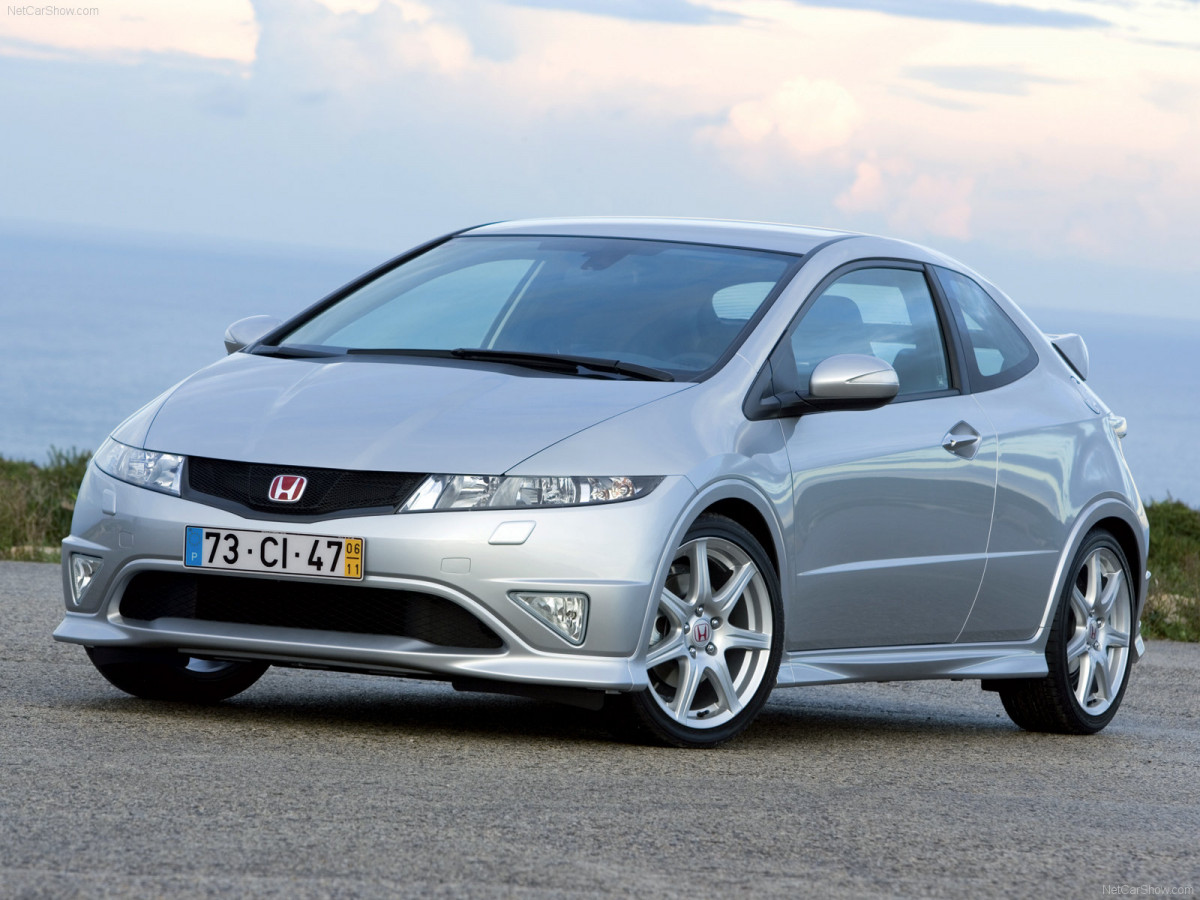 Honda Civic Type-R фото 41071