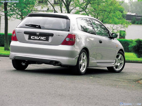 Honda Civic фото
