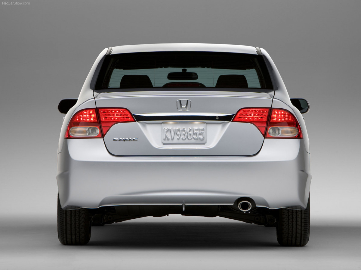 Honda Civic фото 59062