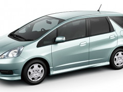 Honda Fit Shuttle фото