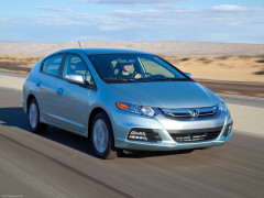 Honda Insight фото