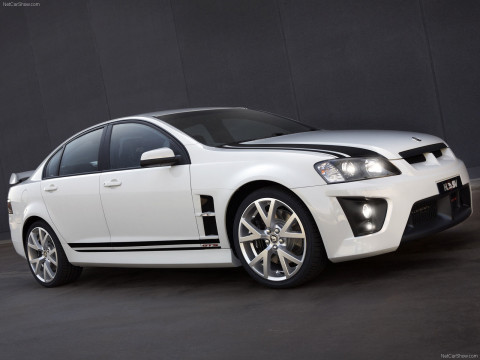 HSV GTS 40 Years Edition фото