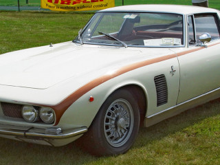 Iso Grifo фото