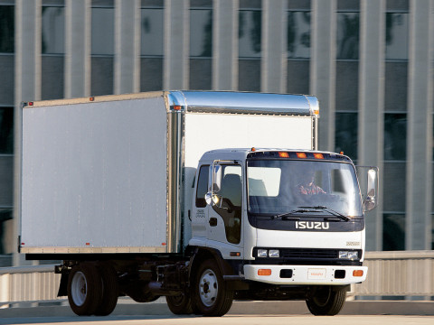 Isuzu F-Series фото