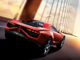 Italdesign Giugiaro Parcour фото