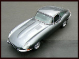 Jaguar E-Type фото
