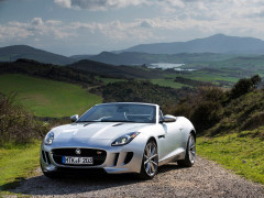 Jaguar F-Type V6 S фото