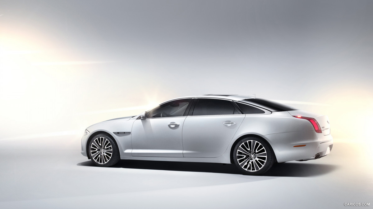 Jaguar XJ Ultimate фото 115157