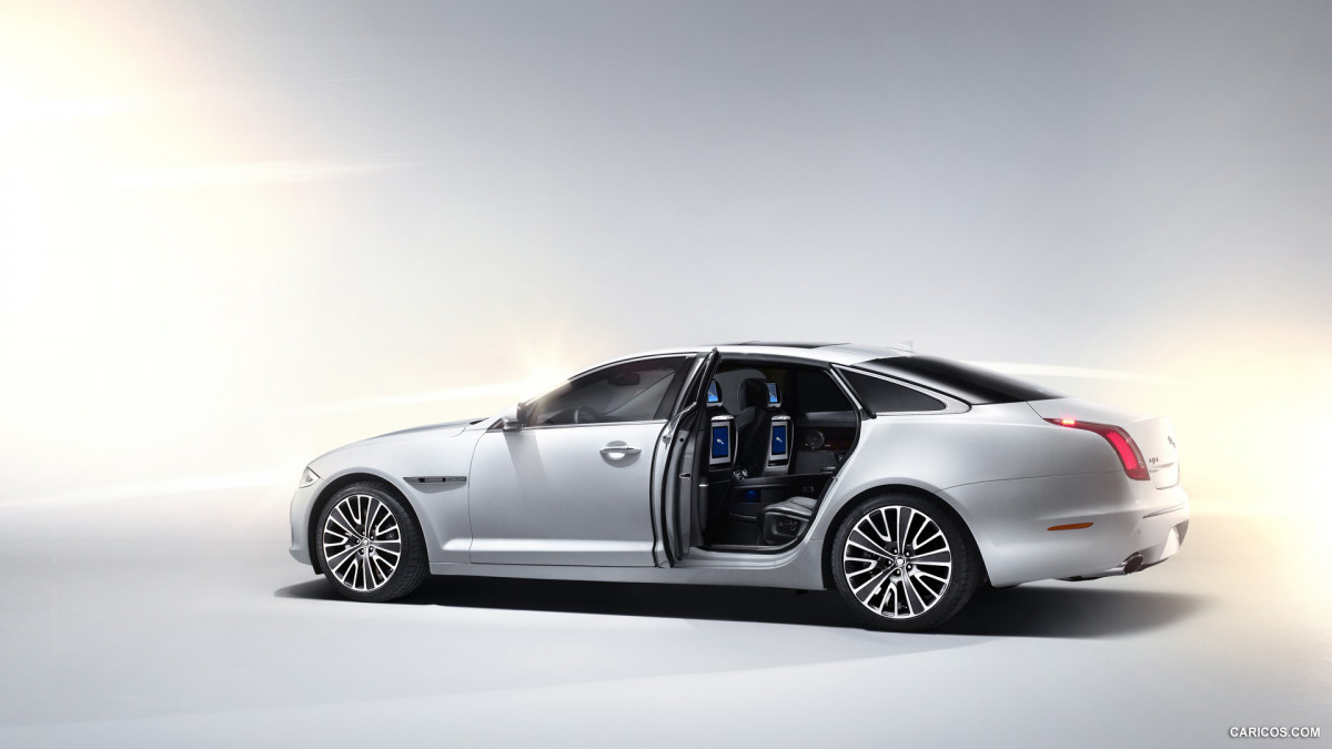 Jaguar XJ Ultimate фото 115159