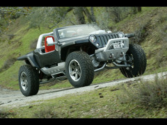 Jeep Hurricane фото