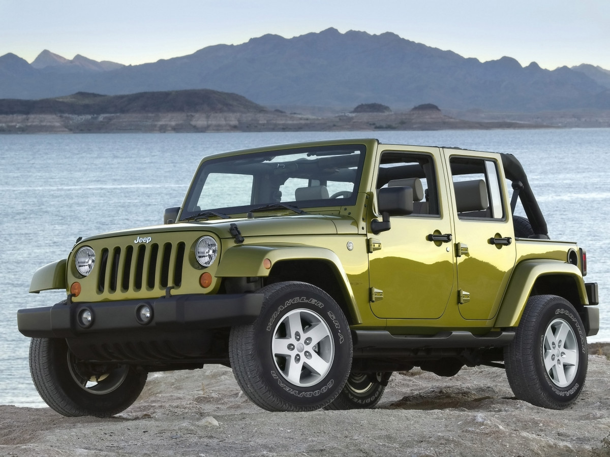 Jeep Wrangler Unlimited фото 33573