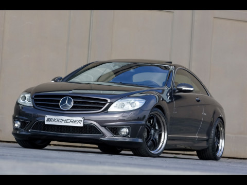 Kicherer Mercedes-Benz CL 60 фото