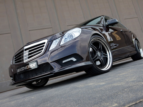 Kicherer Mercedes-Benz E-Class Performance фото