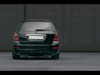 Kicherer Mercedes-Benz GL 42 Black Line фото