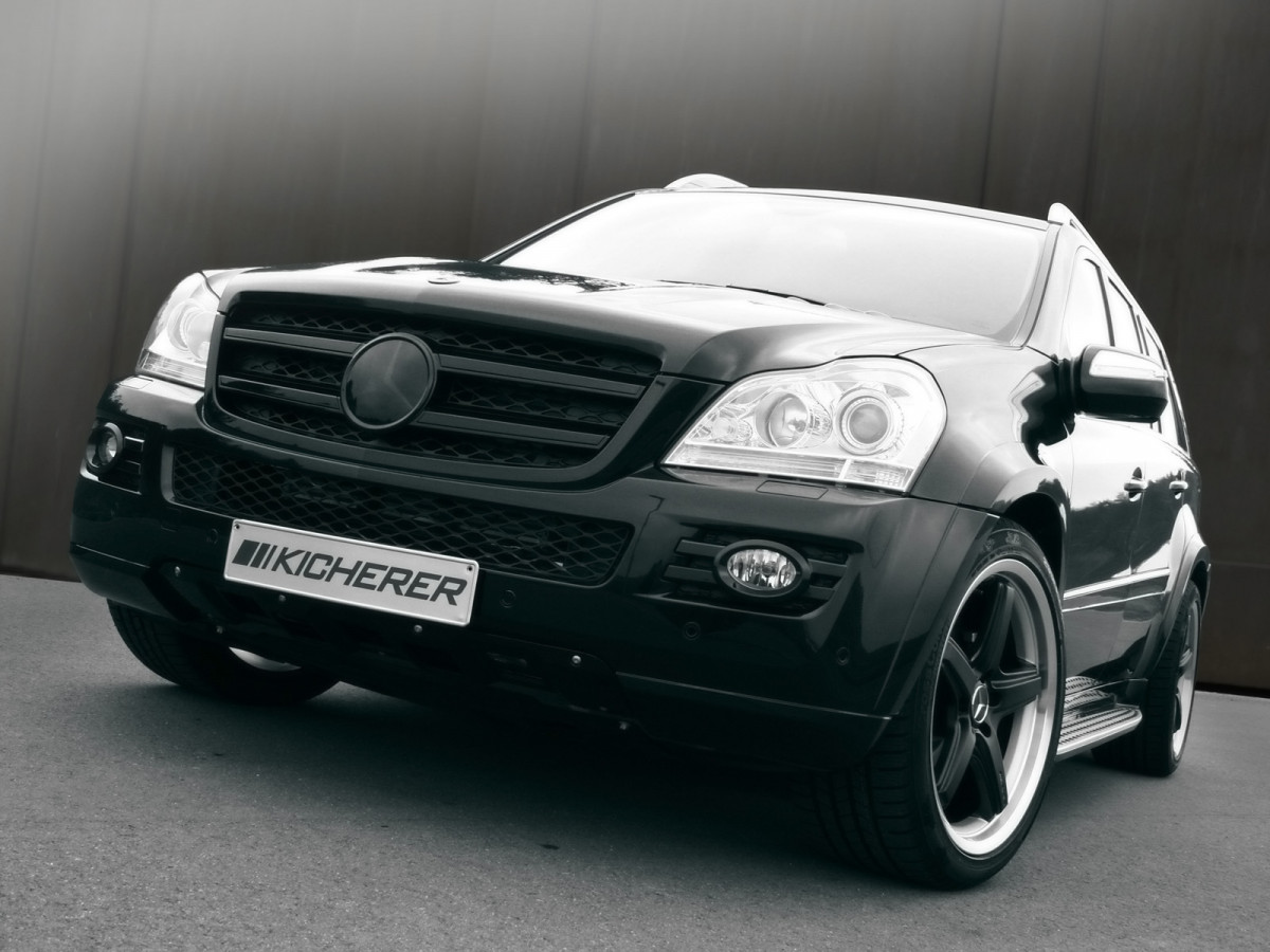 Kicherer Mercedes-Benz GL 42 Black Line фото 62368