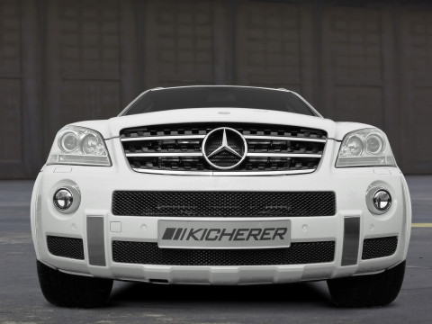 Kicherer Mercedes-Benz ML 42 Ice фото