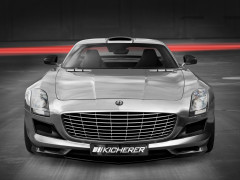 Kicherer Mercedes-Benz SLS 63 CP фото