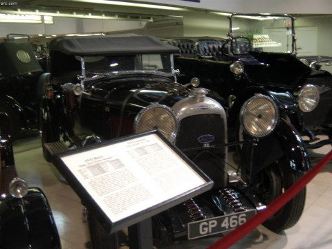 Lagonda Low Chassis Two-Litre фото