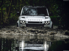 Land Rover Defender 110 фото