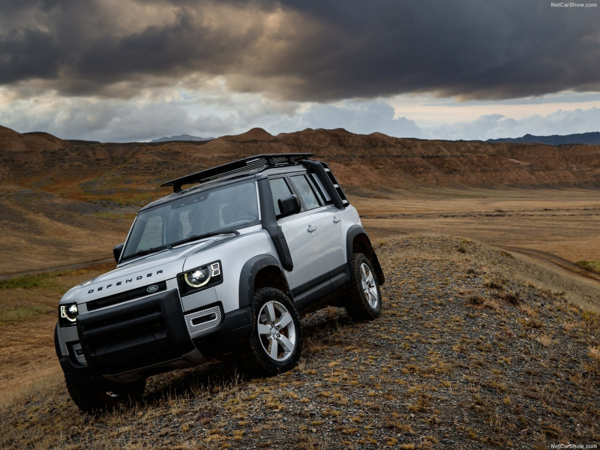 Land Rover Defender 110 фото 203661
