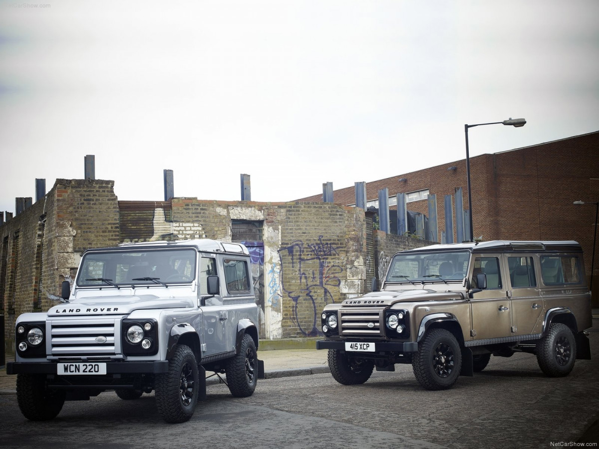 Land Rover Defender X-Tech фото 80763