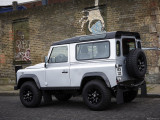 Land Rover Defender X-Tech фото