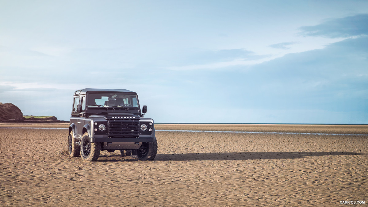 Land Rover Defender фото 141763