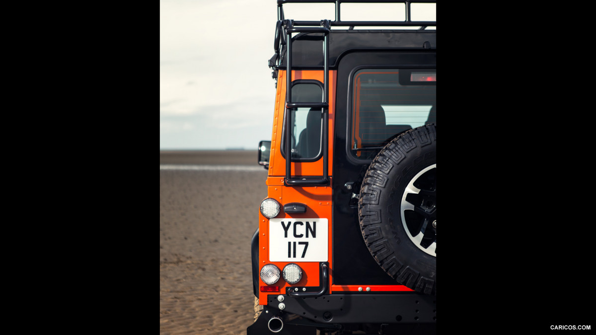 Land Rover Defender фото 141767