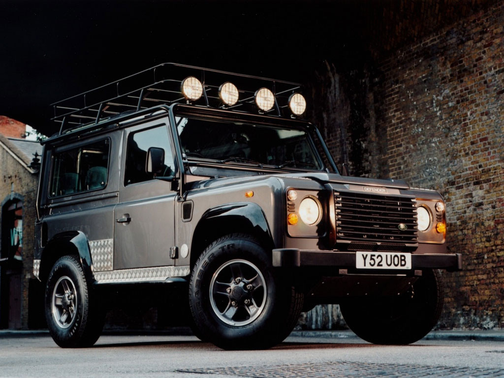 Land Rover Defender фото 150