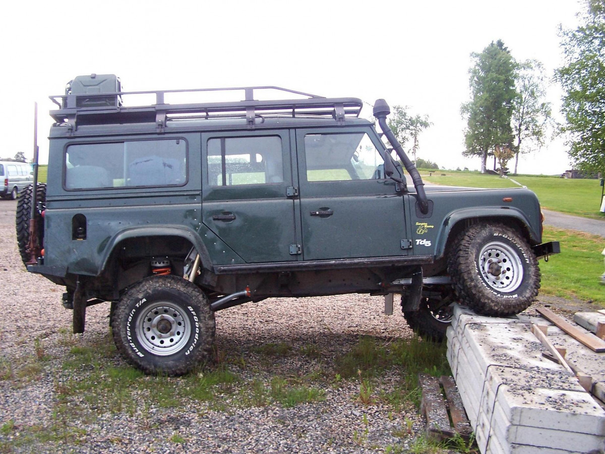 Land Rover Defender фото 20296