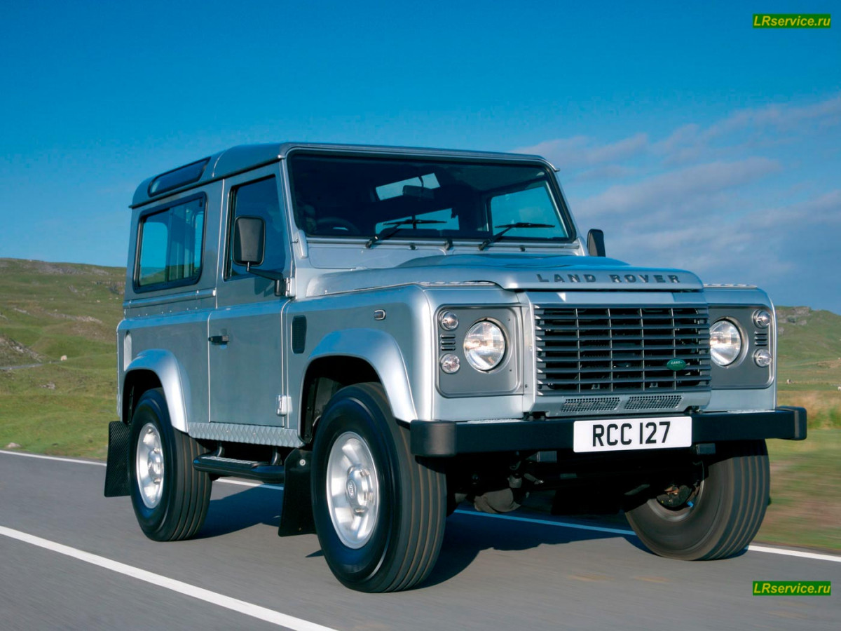 Land Rover Defender фото 42586