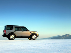 Land Rover Discovery II фото