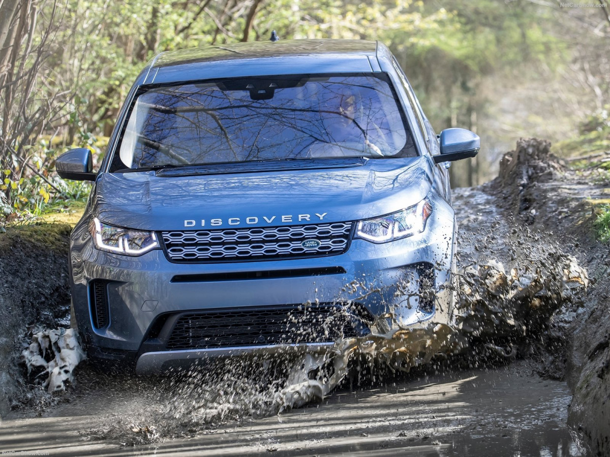 Land Rover Discovery Sport фото 202204