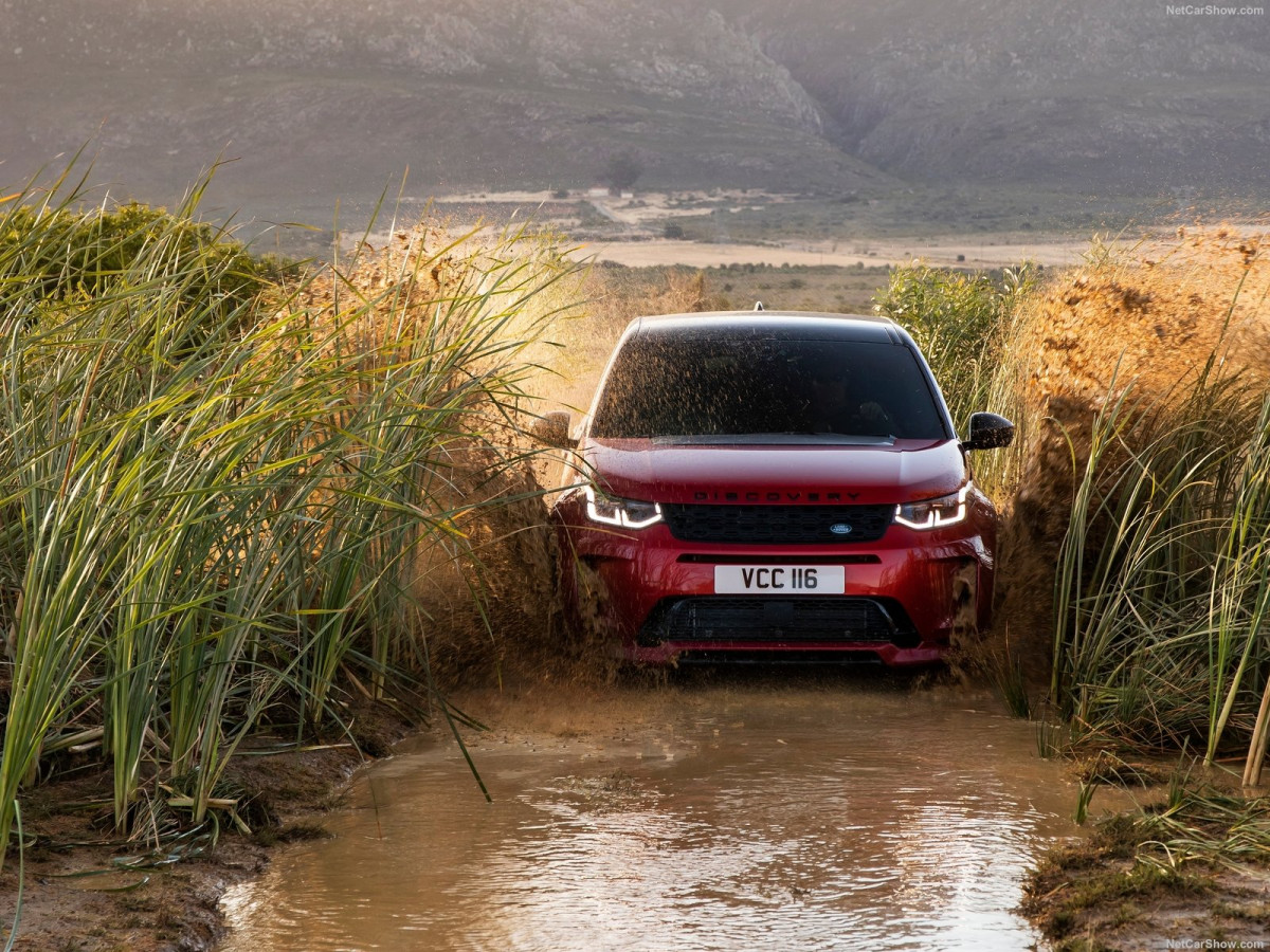 Land Rover Discovery Sport фото 202205