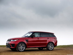 Land Rover Range Rover Sport SVR фото