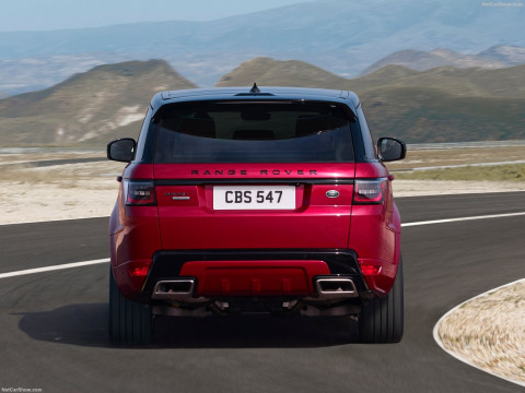 Land Rover Range Rover Sport фото