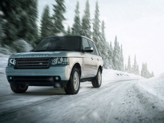 Land Rover Vogue фото
