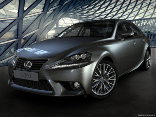 Lexus IS фото