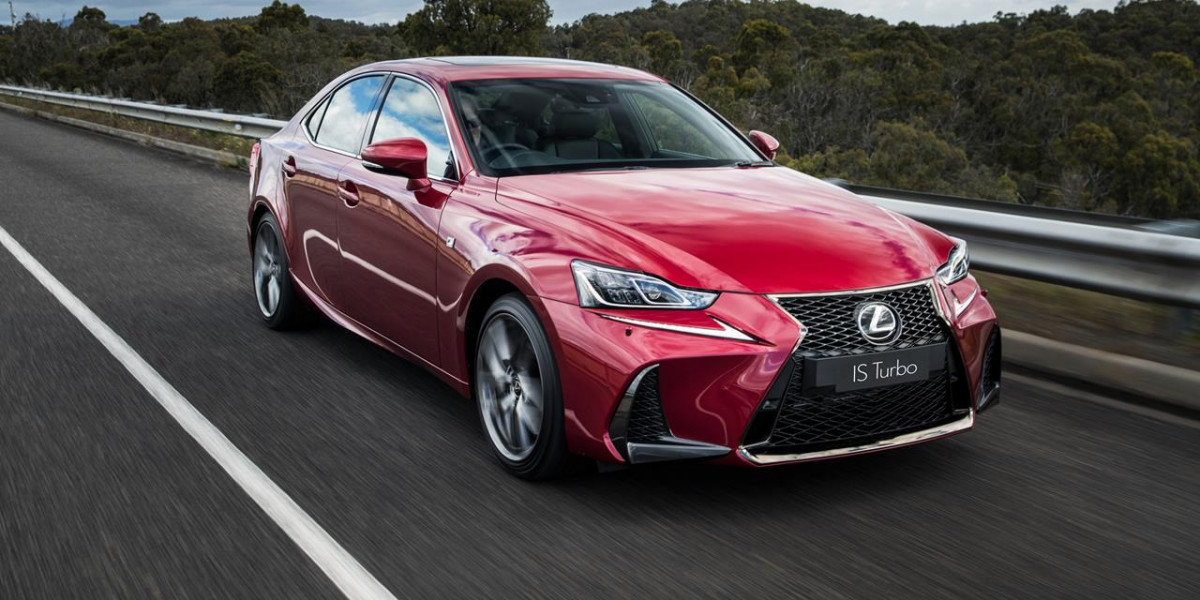 Lexus IS фото 177844