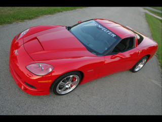 Lingenfelter Chevrolet Corvette Commemorative Edition фото