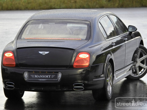 Mansory Bentley Continental Flying Spur фото